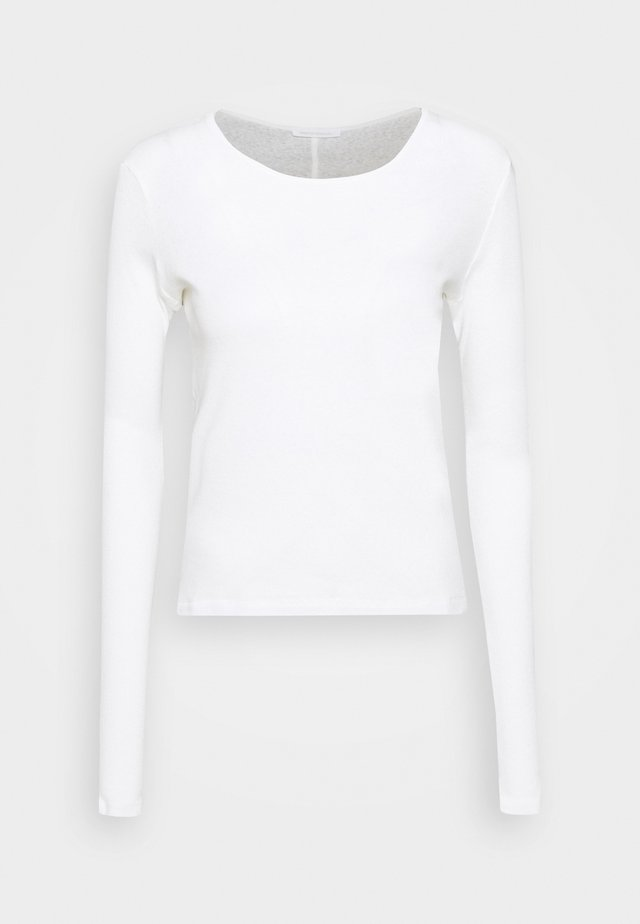 GABYSHOO - Long sleeved top - blanc