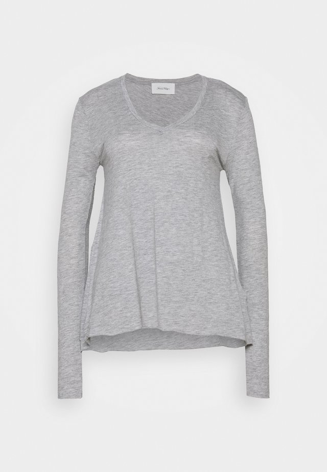 JACKSONVILLE - Long sleeved top - gris chine