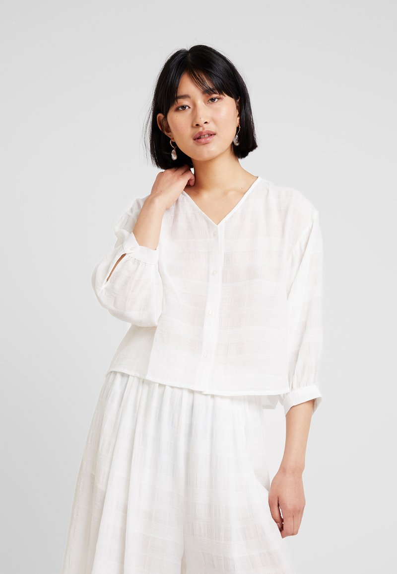 American Vintage - DITABURG - Bluse - blanc