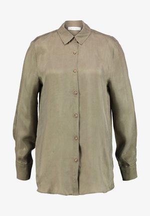 NONOGARDEN - Overhemdblouse - sauge