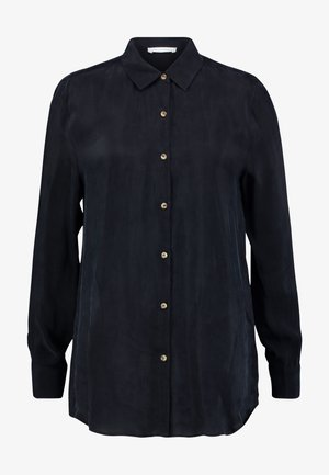NONOGARDEN - Button-down blouse - carbone