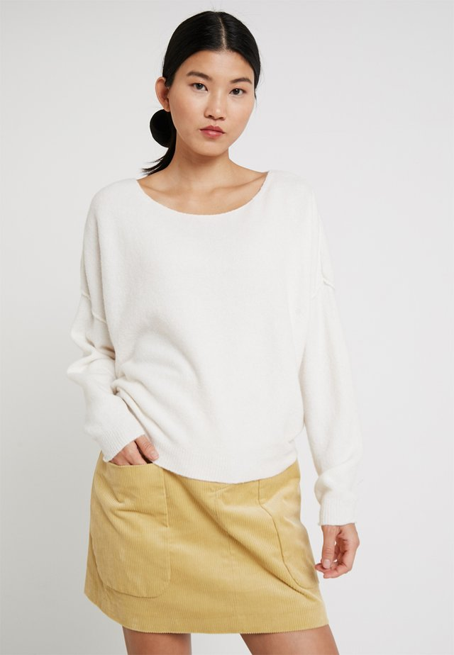 DAMSVILLE - Jumper - off-white