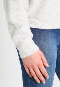 American Vintage - DAMSVILLE - Sweter - gris chine - 4