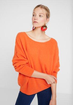 DAMSVILLE - Sweter - braise