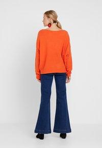 American Vintage - DAMSVILLE - Sweter - braise - 2