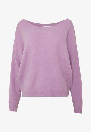 DAMSVILLE - Strickpullover - violet