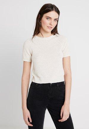 Print T-shirt - ivoire chine