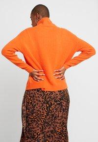 American Vintage - DAMSVILLE - Pullover - braise - 4
