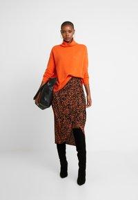 American Vintage - DAMSVILLE - Pullover - braise - 1