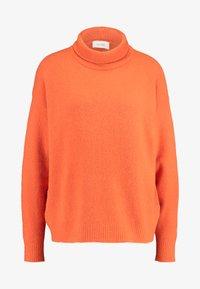 American Vintage - DAMSVILLE - Pullover - braise - 5