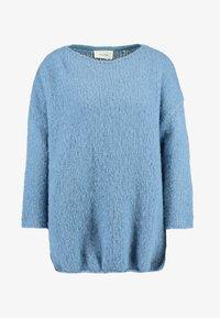 American Vintage - BOOLDER - Pullover - bleu horizon - 4