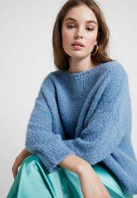 American Vintage - BOOLDER - Pullover - bleu horizon - 3