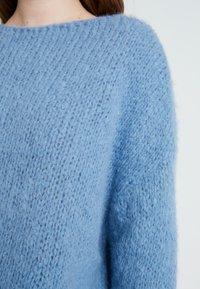 American Vintage - BOOLDER - Pullover - bleu horizon - 5
