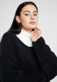 American Vintage - BOOLDER - Sweter - noir - 4