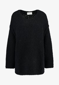 American Vintage - BOOLDER - Sweter - noir - 3