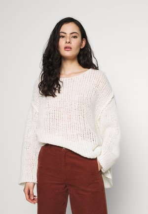 PIUROAD - Sweter - blanc