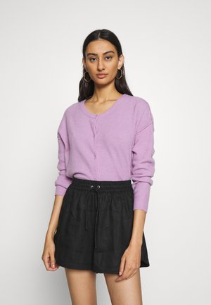 DAMSVILLE - Cardigan - violet
