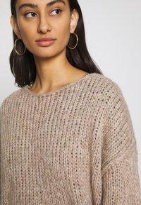American Vintage - PIUROAD - Sweter - viennois chine - 5