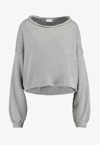 American Vintage - RETBURG - Bluza - gris chine - 3