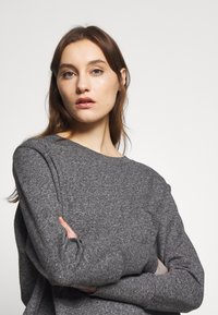 American Vintage - POMITREE - Sweater - anthracite chine - 4