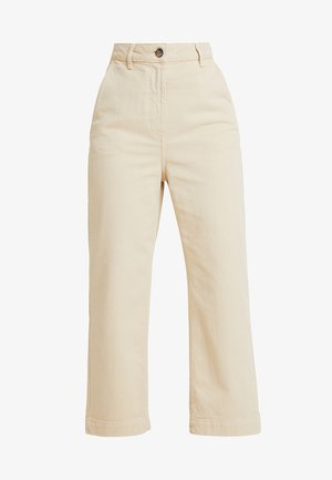 TOMA - Jeans Relaxed Fit - beige