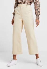 American Vintage - TOMA - Jeans relaxed fit - beige - 0
