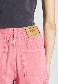 American Vintage - TINEBOROW - Jeans Tapered Fit - litchi - 5