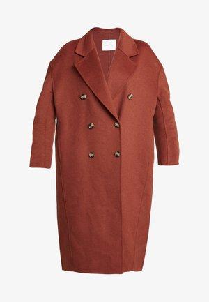 DADOULOVE - Płaszcz wełniany /Płaszcz klasyczny - noyer