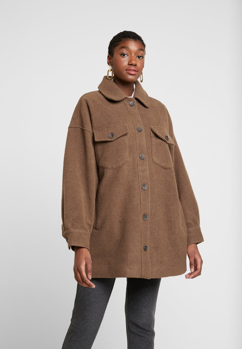American Vintage - PACYBAY - Short coat - bois
