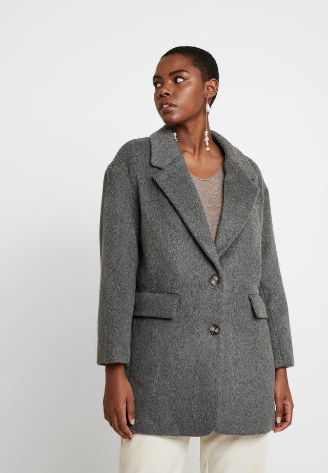 PAMILIA - Classic coat - gris chine