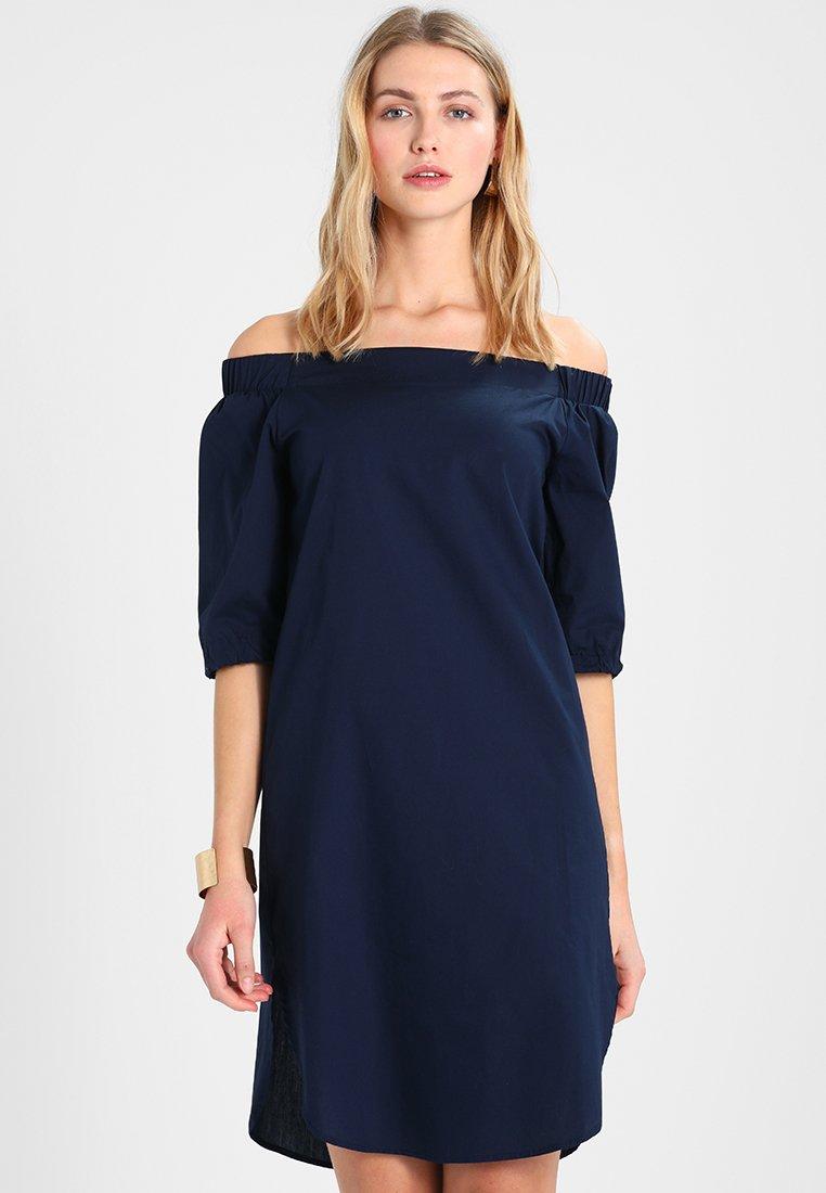 Amorph Berlin - CARMEN DRESS - Robe d'été - navy