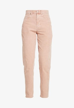 MOM JEAN - Trousers - pink