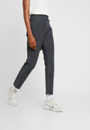 MOM JEAN - Broek - faded black