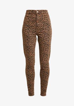 CURVY - Pantaloni - brown