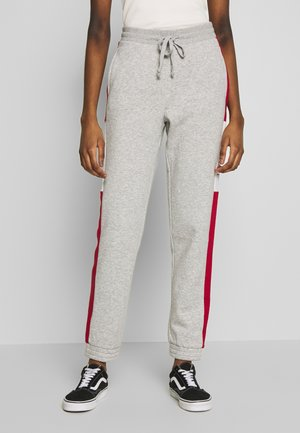 BRANDED COLORBLOCK JOGGER - Spodnie treningowe - gray