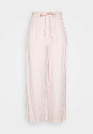 Kalhoty - peach