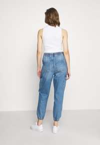American Eagle - JOGGER - Jeans relaxed fit - empire blue - 2
