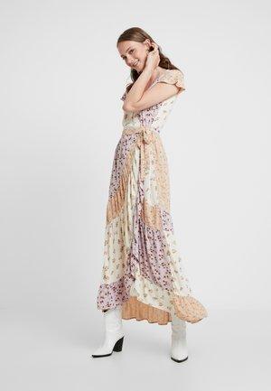 WRAP - Maxi dress - multi