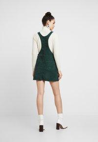 American Eagle - SKIRTALL - Denní šaty - deep forest green - 2
