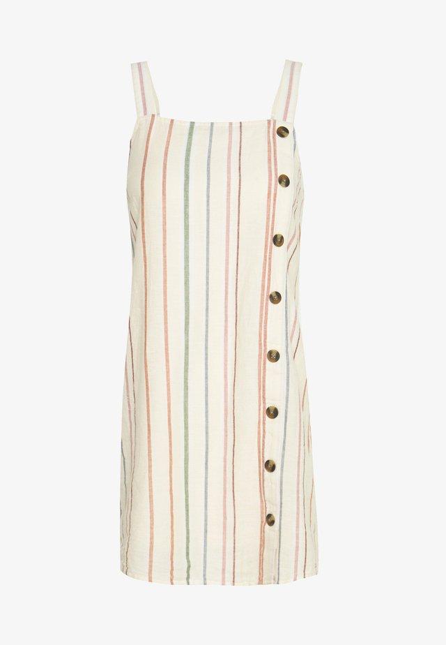 SIDE SLIP - Korte jurk - multi