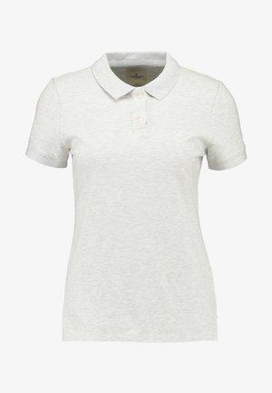 POLO SOLIDS - Koszulka polo - light gray