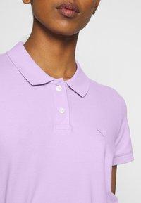 American Eagle - SOLIDS - Poloskjorter - lavender - 5