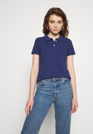 SOLIDS - Polo shirt - navy