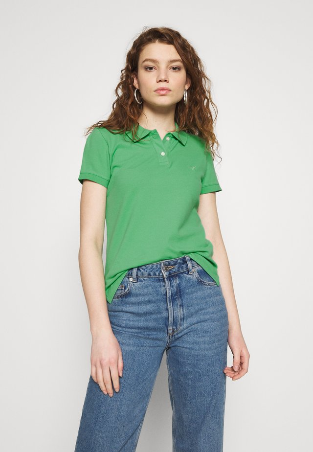 SOLIDS - Poloshirt - green