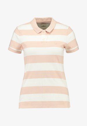 STRIPES - Polo shirt - blush