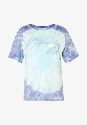 OVERSIZED TEE - T-shirt print - multi