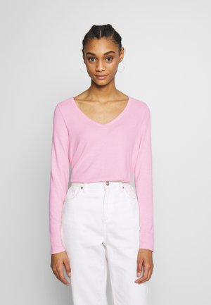 Long sleeved top - blush