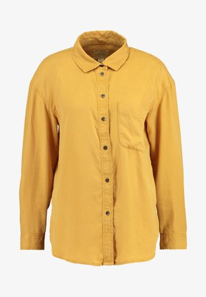 BUTTON DOWN - Overhemdblouse - golden
