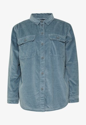 CORE LINED PLUSH - Camisa - blue
