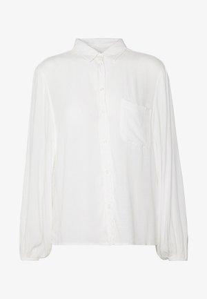 CORE BISHOP SOLID - Košile - white